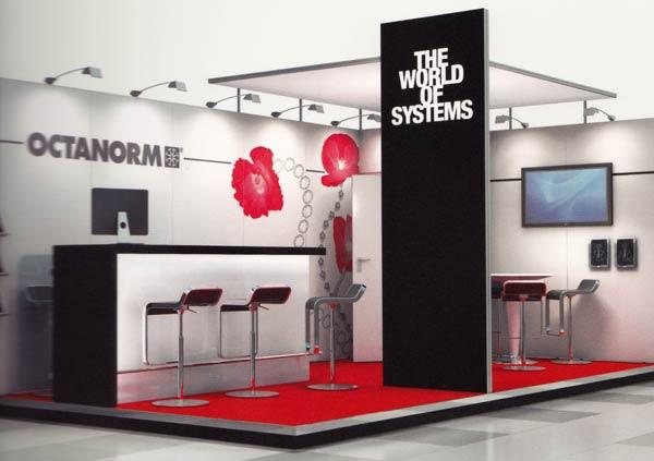 Bevorzugt STANDS - JR, concepteur indépendant de stands d'exposition et  ZU03